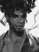 Afro Samurai by danielmchavez
