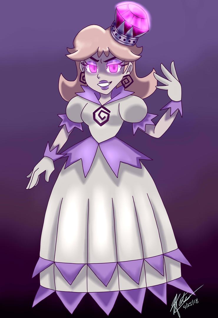 Shadow Daisy by KateSempai46