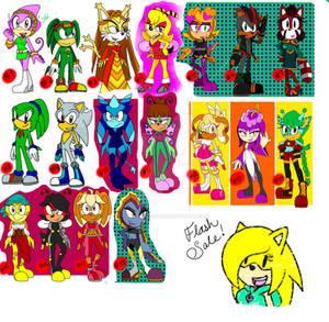 Sonic Adoptables: Flash Sale!
