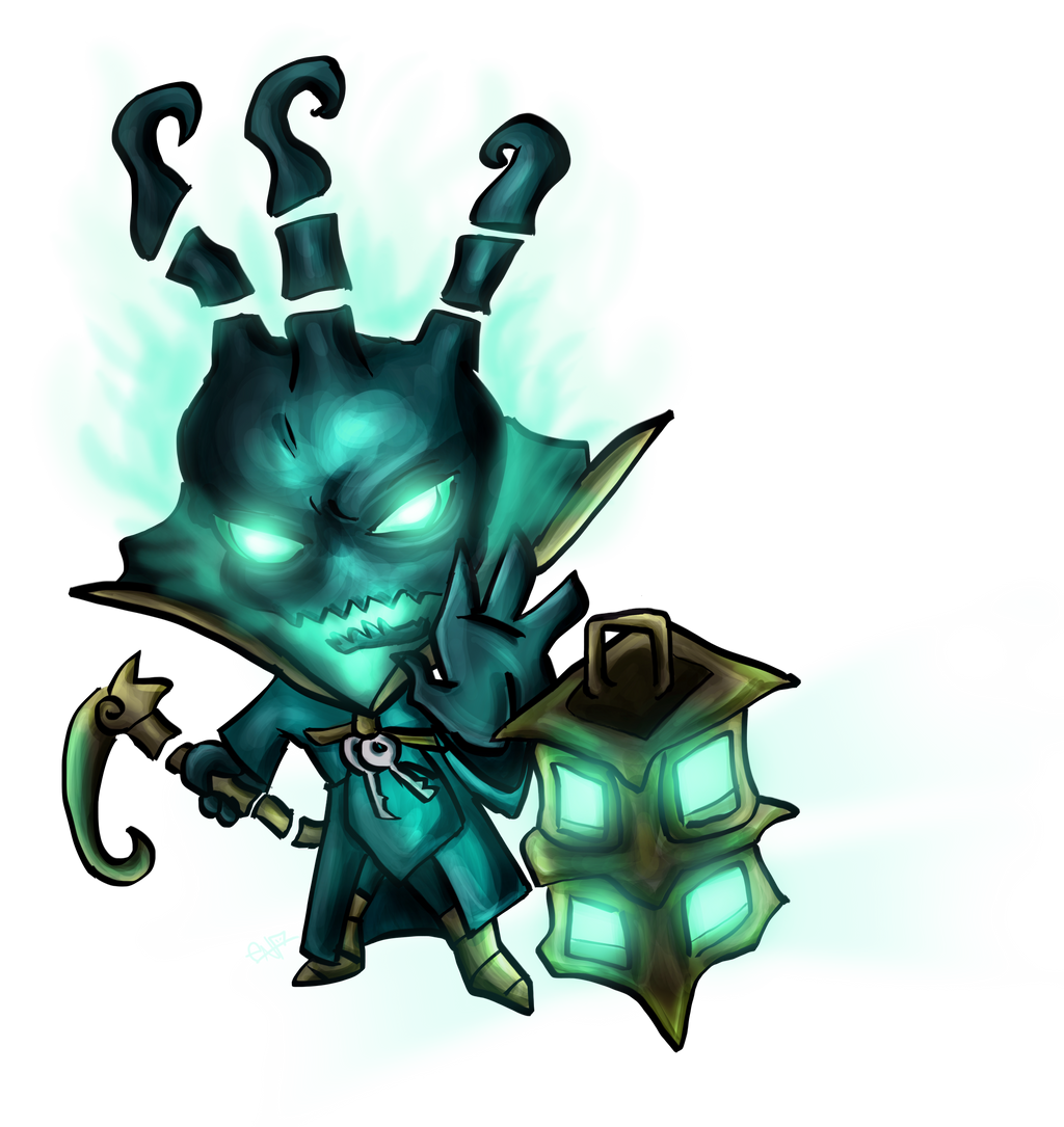 league of legends thresh png - photo #11