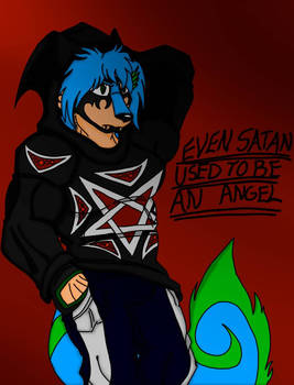 Even Satan Used To Be An Angel