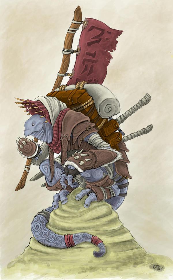 Nomadic Trader by Parkhurst