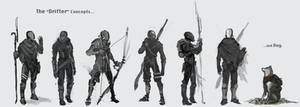 The 'Drifter' concepts