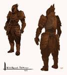 Witchwood armor