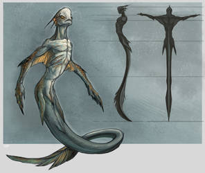 Mer-Thing by Parkhurst