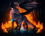 The Last Dragon by MeganLight