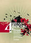 freedom by bdpqbd