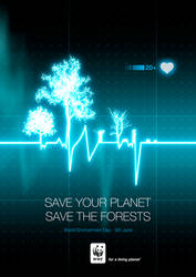 SAVE YOUR PLANET by bdpqbd