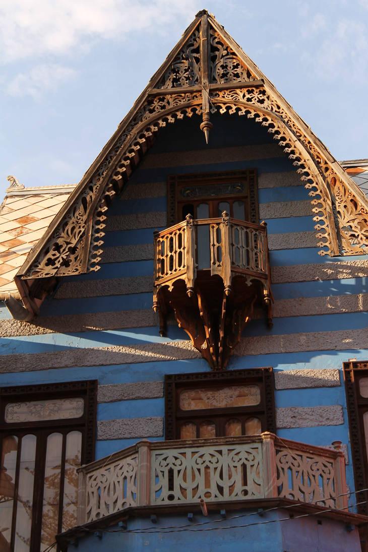 La casa de las brujas.