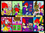 Parappa the Rapper 2 story