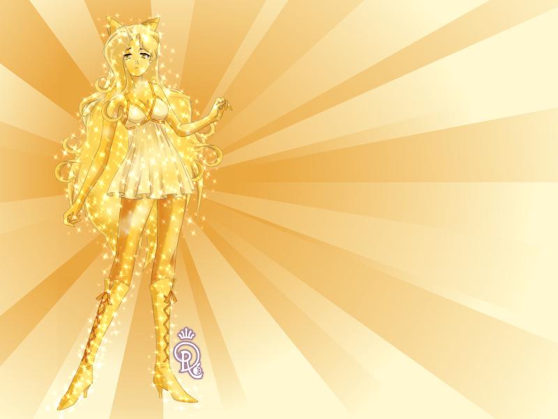 Golden Sunlight by Ender-Wiggin12