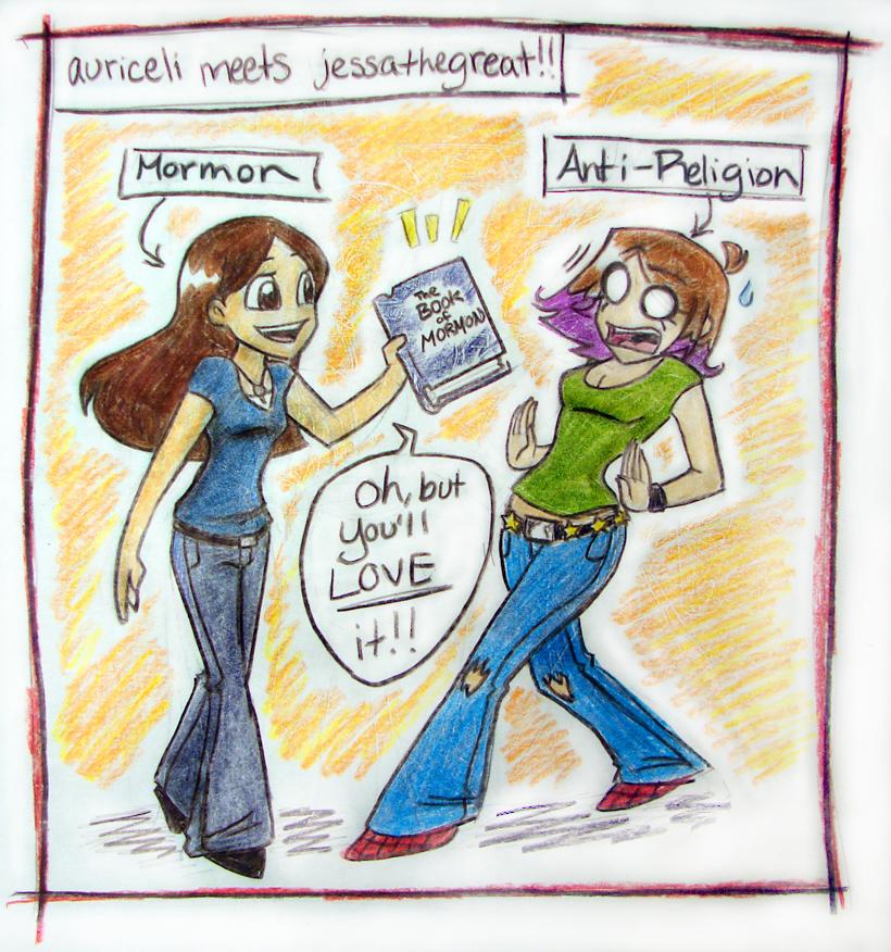 auriceli meets Jessa +CONTEST+ by auriceli