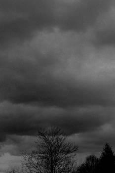 Clouds of darkness...