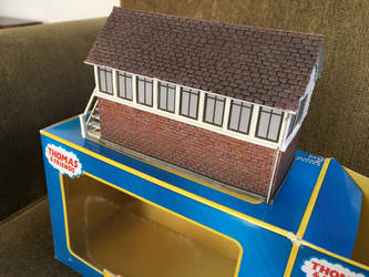 Bachmann Thomas and Friends Resin Signal Box by SlickVideoProduction