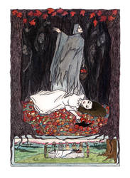 Snow White - Apple by inasmuch