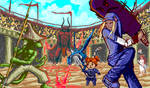 Battle Royale by BurningGates-Artists