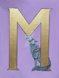 M is for Margaret