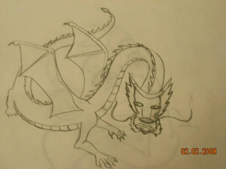 Roku's Dragon