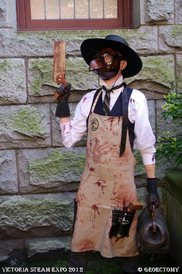 Dr. Corvus, Victorian Sawbones and Plague Empiric by Jerreth