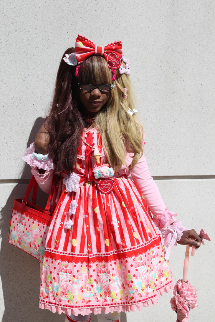 Sweet Chocolate Lolita by MidoriChan15