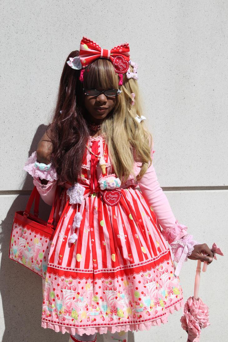 Sweet Chocolate Lolita by MidoriChan15