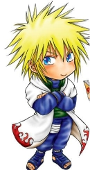 Naruto Chibi, by Shikashi55