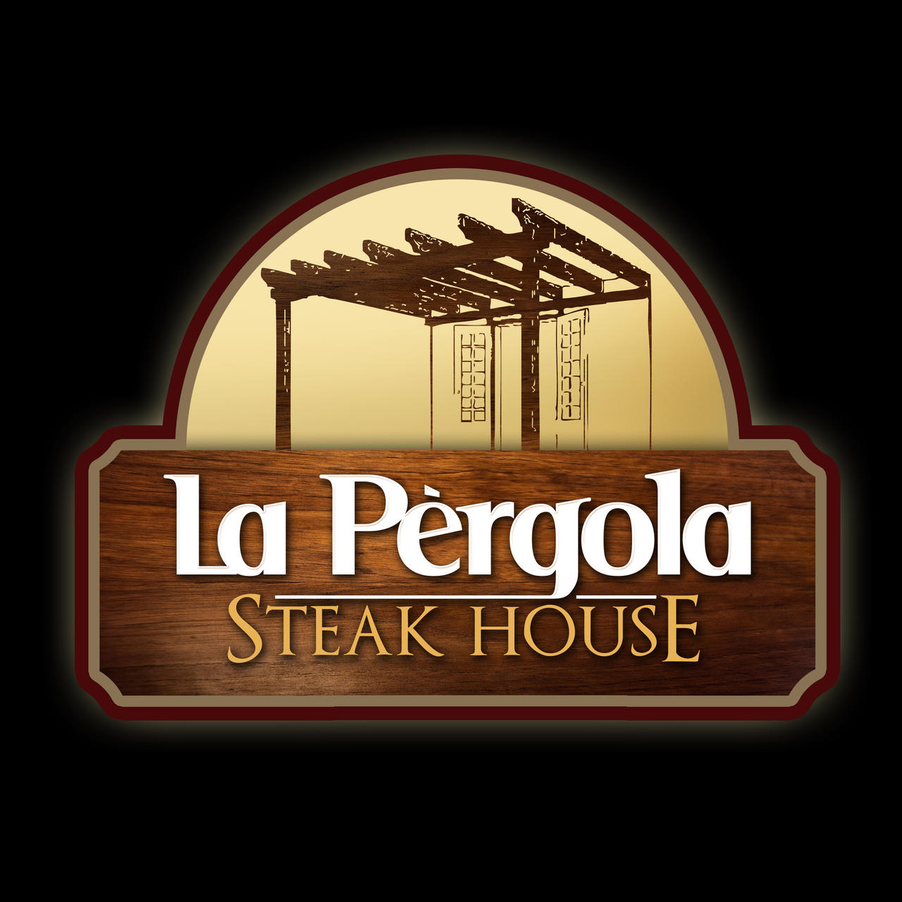 La Pergola Steak House Logo
