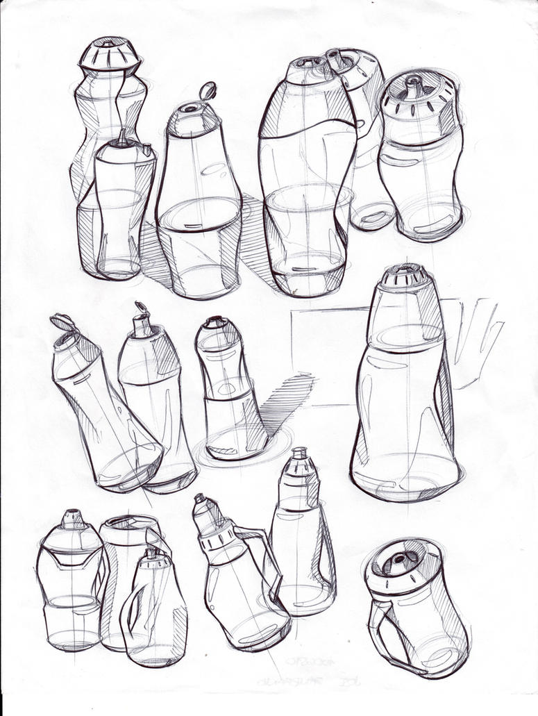 Industrial Design Sketches By Josepa On DeviantArt