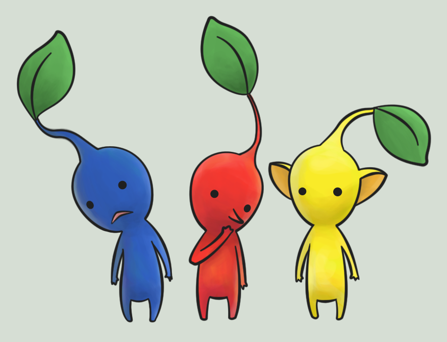 Gallery For gt Brown Pikmin