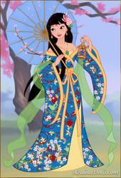 Fa Mei Hua: Mulan