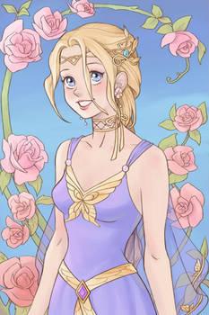 Princess Althea Grace (The Nightmare Weaver)