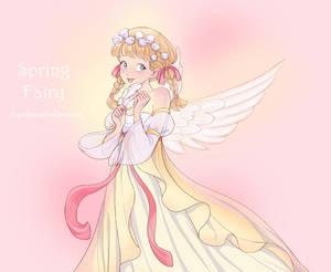 Princess Fairy Althea Grace (The Nightmare Weaver)