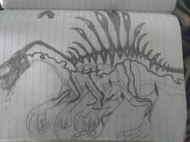 The Isle- Type-M(Mutant) Spinosaurus