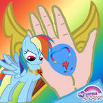 Rainbow Dash Loyalty Pendant