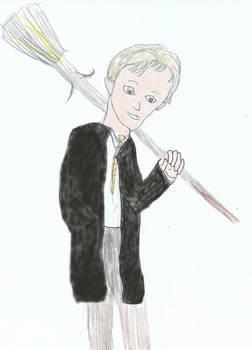 Cedric Diggory Fail
