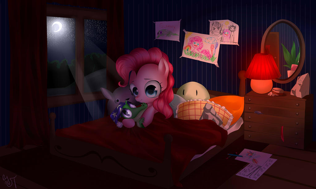Good night by VardasTouch