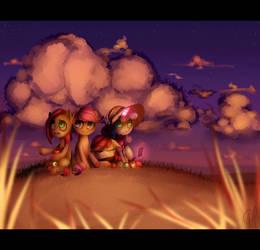 Sunset crusaders
