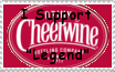 I support Cheerwine stamp by Proshi