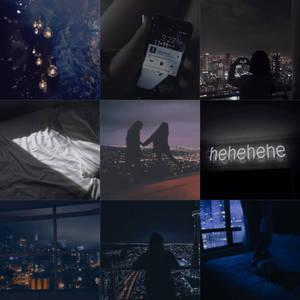 night aesthetic