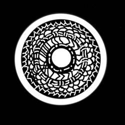 mandala zentangle thingy