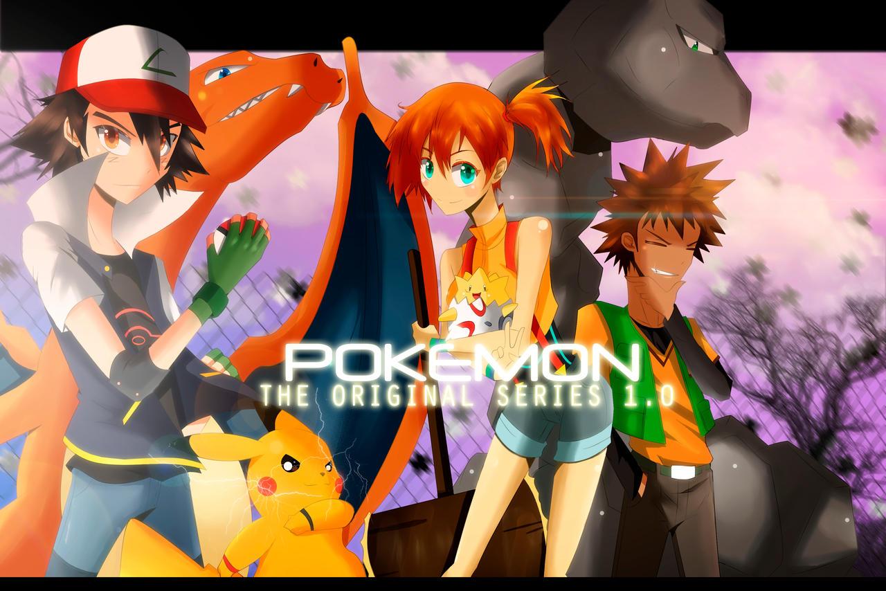 Pokemon: The Original Series 1.0! by Billiam-X