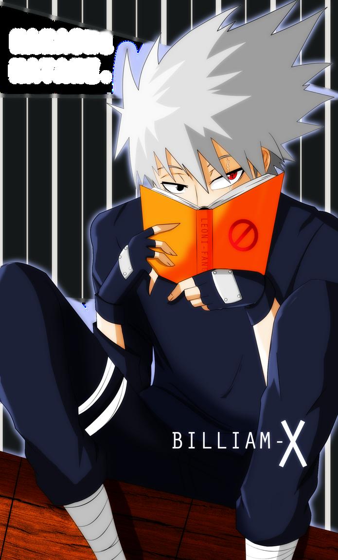 Copycat Ninja: Art  trade for Leoni-Fang02 by Billiam-X