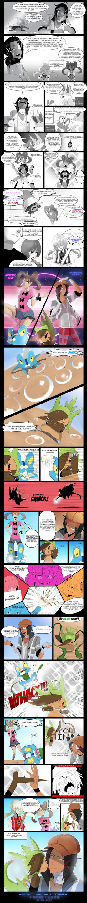 Project LIFE 03: WHIPPED. by Billiam-X