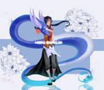 Soul Silver Nuzlocke: Hibiki and Shinoa. by Billiam-X