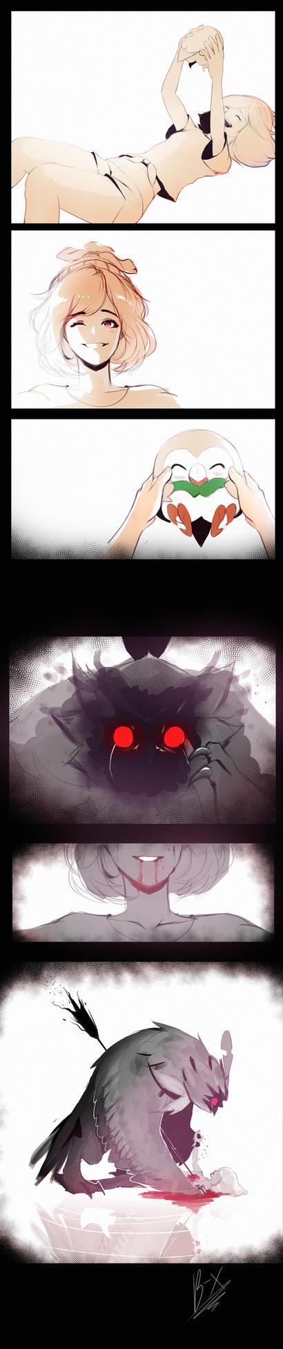 Pokemon Sun and Moon: Spirit Shackle by Billiam-X
