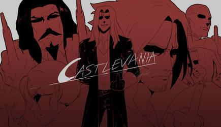 Mood: Castlevania Season 2 by Billiam-X