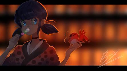 Tanabata Marinette by Billiam-X