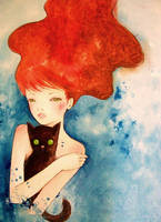 black cat !!! by Giurio