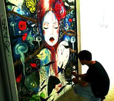 Magic Wall by Giurio