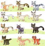 Big Batch o' Cheap Kitties [4/12 OPEN]